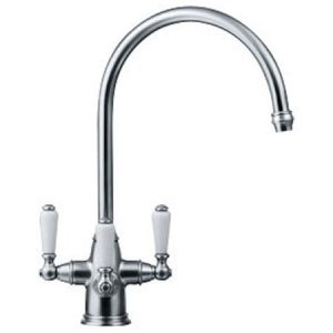Franke Corinthian 3-Way Tap Chrome
