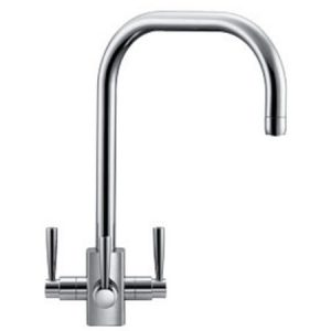 Franke Kubus 3-Way Tap Chrome