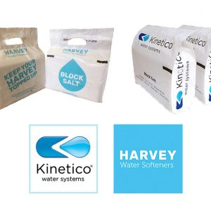 Block Salt Bags (2 x 4kg block per pack)