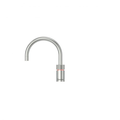 Round Nordic Single Tap Stainless Steel