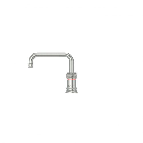Square Classic Nordic Single Tap Stainless Steel